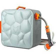 30m Premium Schlauchaufroller Wasserschlauchaufroller Wasser Garten-Schlauch