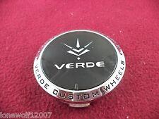 Verde Wheels Chrome Custom Wheel Center Cap #C-V39-114.3/112-CB ONE CAP