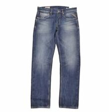 Replay Jeans for Men's Low Rise Regular Size