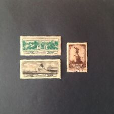 Russian USSR stamps 1953 Wiews of Leningrad
