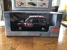 1:18 LONDON TAXI CAB TX1 - MICHAEL BISPING  UFC  ULTIMATE FIGHTING CHAMPIONSHIP