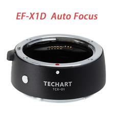 Techart Autofocus Adapter for Canon EF EOS Lens to Hasselblad X1D Camera TCX-01