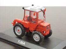 1:43 T-30A, 1977 Farm Tractor, #82 Hachette Tractors Russia