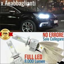 Kit Anabbaglianti FULL LED H7 Citroen DS4 DS5 Lampade Luci 6500K CANBUS tuning