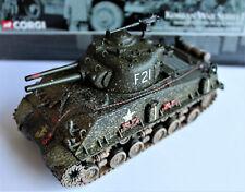 CORGI FORGOTTEN HEROES M4A3E8 HVSS POA-CWS-H5 SHERMAN TANK & FLAMETHROWER 1:50
