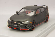 1/43 Ebbro Honda Civic Type R 2017 Prototype FK8 Matt Black 45571