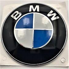 BMW Logo Round Emblem (70mm) 51 14 7 721 222, BMW-Roundel222