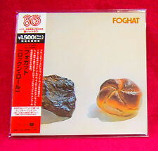 Foghat Rock And Roll JAPAN MINI LP CD VICP-64281