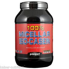 Prosport MICELLAR ISO-CASEIN, 1800g / 1,8kg Dose, Geschmack: Neutral