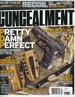 RECOIL Concealment # 21  Pretty damn perfect   2021