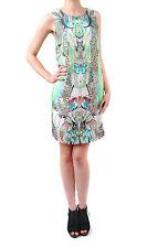 Ana Alcazar Damen Tunika -Kleid-Sommer Graphischer mehrfarbig Größe 34 BCF63
