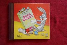 BUGS BUNNY IN STORYLAND  2 DISC   78 ALBUM AND BOOKLET  MEL BLANC