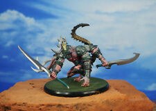 RACKHAM Confrontation Scorpions Nefarius Prime Painted Figure Model K1209 D