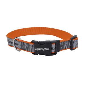 "Coastal Pet Remington Orange With Grass Reflective Collar 1""X 18-26"" Made in USA"