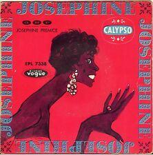 "RARE JOSEPHINE PREMICE ""HOLLYWOOD CALYPSO"" 50'S EP VOGUE 7338"