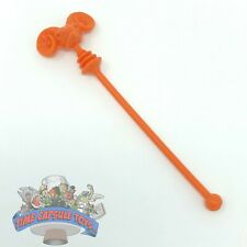 "MOTU - Faker Orange Staff ""Leo Toys"" - Custom - Masters of the Universe Heman"