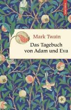 Das Tagebuch von Adam und Eva von Mark Twain