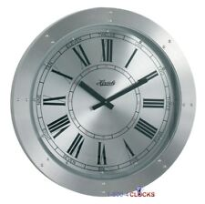 Hermle Crescent Oversize Gallery Wall Clock 33% OFF MSRP 42001