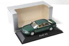 1:43 Minichamps Audi a8 (d2) RACING-Green Dealer SP NEW chez Premium-modelcars