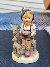 Goebel Hummel Little Goat Herder Figurine Hum 200/0 Tmk-5