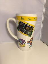Teachers Coffee Mug with Crayola & School Theme 2004 Binney & Smith 16 oz
