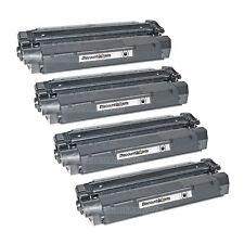 4pk X25 for Canon X-25 Black Toner Cartridge ImageClass MF5650 MF3112 8489A001AA