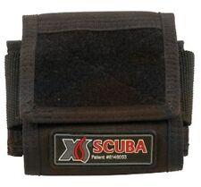 XS-Scuba Bleitasche mit Klettfront Weight-Bag Pocket with Velcro