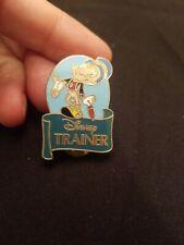 Wdw Disney University Cast Trainer Pinocchio Jiminy Cricket Award Le Pin