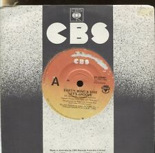 "EARTH WIND & FIRE - LET'S GROOVE - 7"" 45 SINGLE RECORD -"