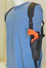 "Gun Shoulder Holster for S&W 500 with 4"" BARREL - Vertical Carry"