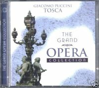 GIACOMO PUCCINI Tosca CD Sealed