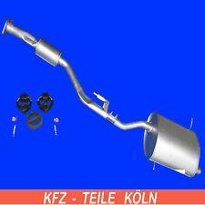 BMW 3 E36 316i 318ti Compact 1.9 1.9ti 1.8ti Muffler Exhaust End Silencer