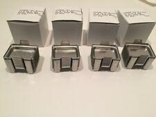 4 New Boxes Histo Base Mold For Sakura Tissue Tek Embedding Center 37 X 24 X 5m