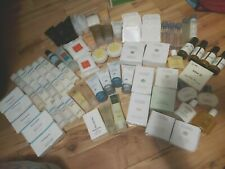 Lot of 75 Mixed Travel Size Hotel Toiletries Shampoo Soap Lotion Shower Gel