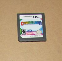 Chameleon (Game Only) Nintendo DS Fast Shipping