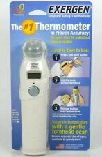 Exergen Temporal Scan Forehead Artery Thermometer Tat-2000C Scanner ºF or ºC