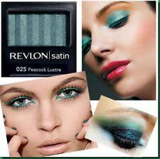 Revlon Luxurious Color Satin Eye Shadow 025 Peacock Lustre, Sexy Beautiful eyes