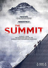 The Summit (DVD, Documentary Mountain Climbing, Nick Ryan, 2014)