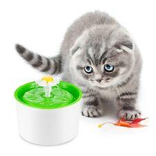 Automatische Trinkbrunnen für Katze Hund Electric Flower 1.6L Pet Water Fountain