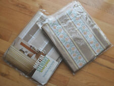 "NEW - Set-of-2 Martha Stewart Everyday shower curtains 70"" x 70"""