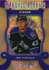 07/08 O Pee Chee Silver Marquee Rookie Joe Piskula 556 Kings