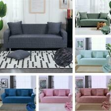 Simple Texture Pattern Elastic Sofa Couch Cover Slipcover