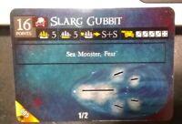 Pirates of Davy Jones Curse - Slarg Gubbit 005 Wizkids