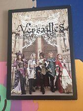 Versailles - Philharmonic Quintet Photobook -Japan Kamijo Lareine Hizaki Jupiter