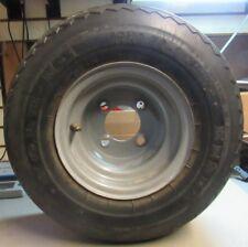 "#1 Grade Used Kenda 18X8.50X8"" Hole-In-One Take-Off Golf Cart Tire Club Yam EZGO"