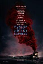 Murder on the Orient Express Movie Poster (24x36) - Kenneth Branagh, Cruz v1