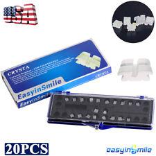 Low Friction Orthodontic Ceramic Bracket Mim Mesh Base Mini Bracket Mbtroth 022
