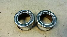 1975 Suzuki GT550 Triple GT 550 S615. large fork trim covers