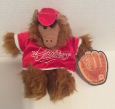 Burger King Alf Baseball Hand Puppet 80's Alf Orbiters W Tags