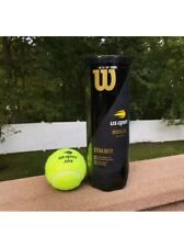 Lot of 2 New Sealed Can Official Wilson Us Open 2018 Extra & Regular Duty Tennis